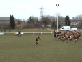 Sam Alvey Try v Stafford (A) 13/04/13 still
