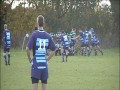 All Blues v Minchinhampton 23/10/10 still
