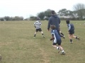 Falmouth V Helston U9's Away April 2013 Video 2 still