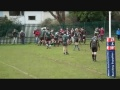 Brixham Under 15's v Sidmouth - 17/3/13 - Jack Brown try. still