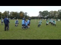 U10's - Redditch vs Woodrush - (28/10/2012) Video 1 still