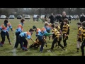 Hinckley Under 9's V Weybridge still