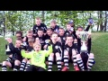 UNDER 10S TREBLE WINNERS 2010/2011 still