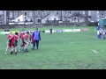 KRUFC u13s 29-0 win over North Rib still
