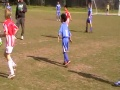 U11 b - Endeavour United V Mt Eliza - 29-4-2012 still