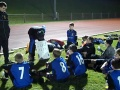 litc under 13s vs scfc under 13s - half time team talk still