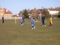 Footage from Under 9 Colts v Folkestone - April 2013