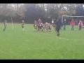 Connor Power Scores Against Builth Wells still
