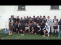 The U 16's Triumphant Sycamore men  still
