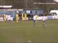 Vauxhall Motors 'Goal of the Season - 2012/13' still