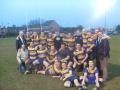 Barke s 2nd xv lift the 2nd cup still