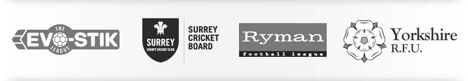 The Evo-Stik League, Surrey Cricket Board, Ryman Football League and the RFL all use Pitchero