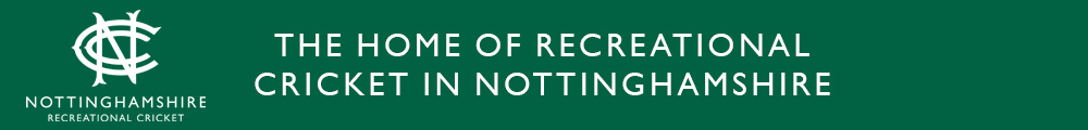 Nottinghamshire Recreational Cricket
