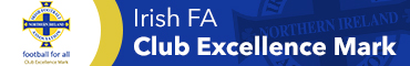 Irish FA Club Excellence Mark