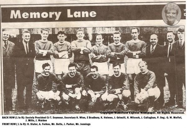 Referees' Society 1968