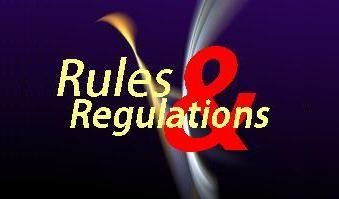 Alteration To Rules