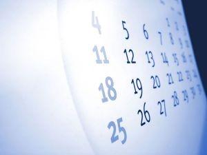 Meetings & Cup Final Dates
