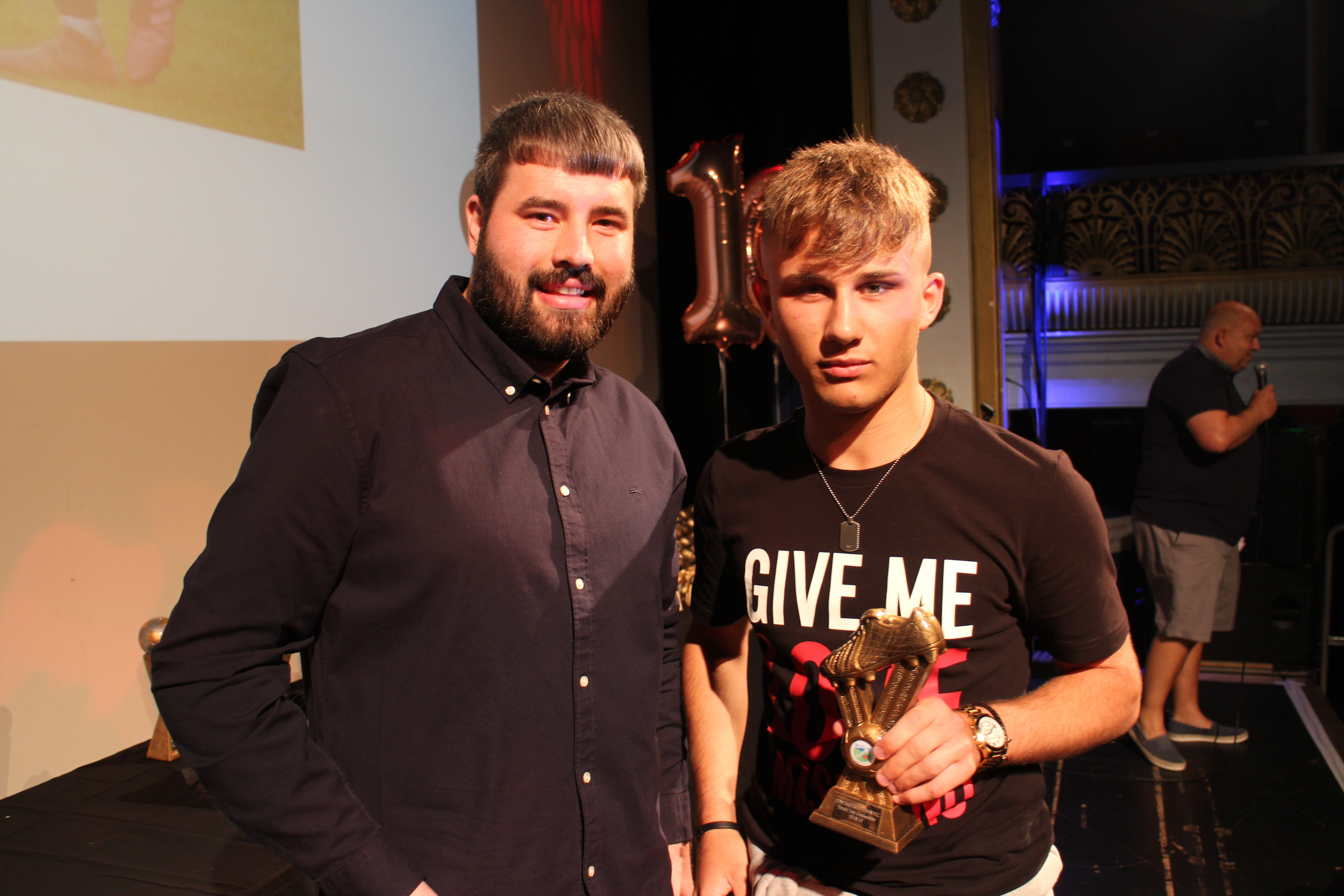 Youth Top Goalscorer : Oliver Schofield