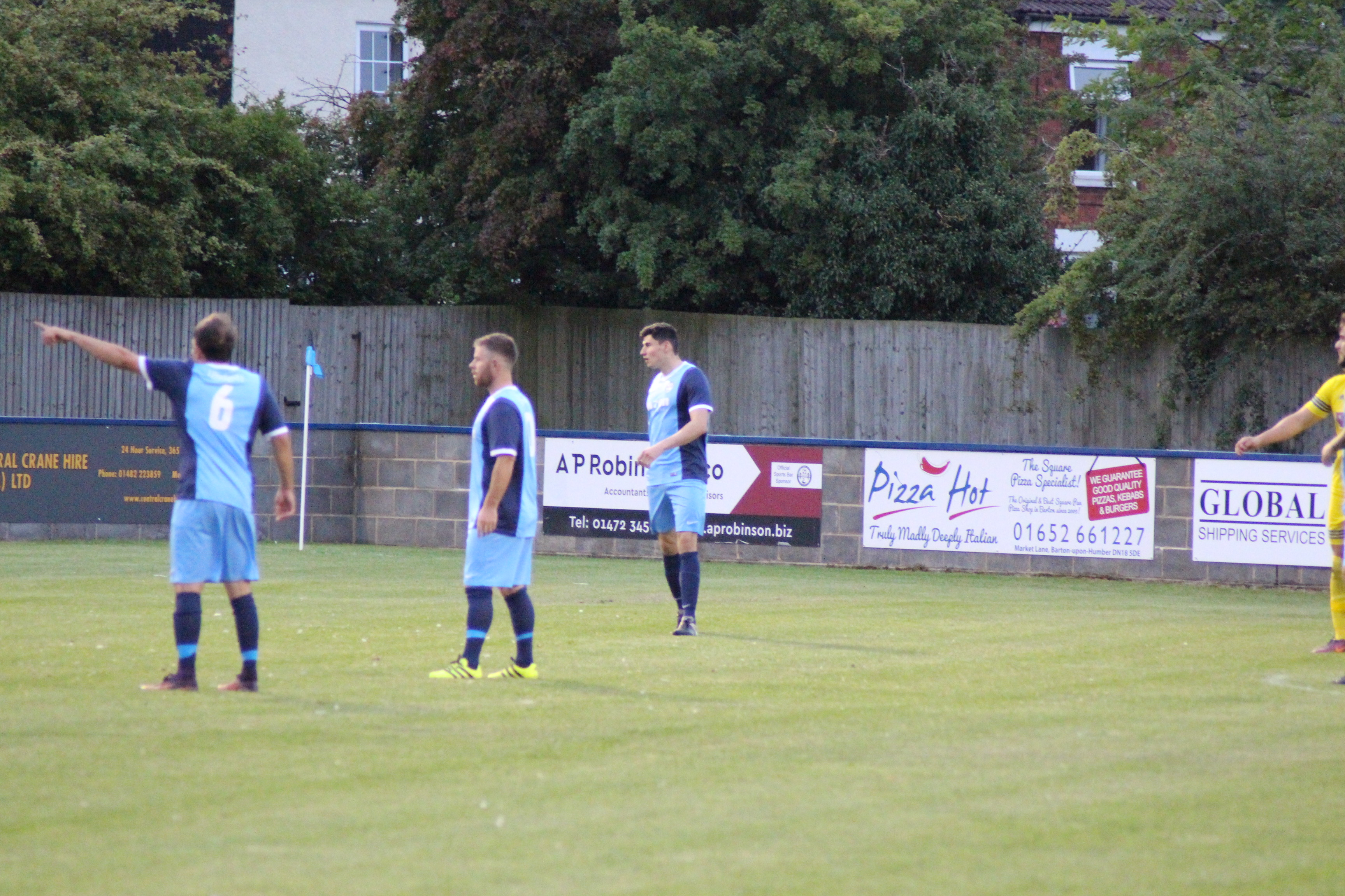 Match Overview Barton Town Fc 0 6 Liversedge Fc First Team