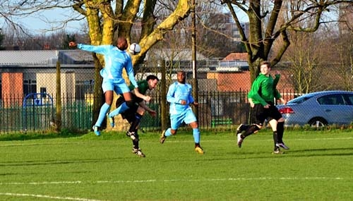 Terrorising The Opposition Defence
