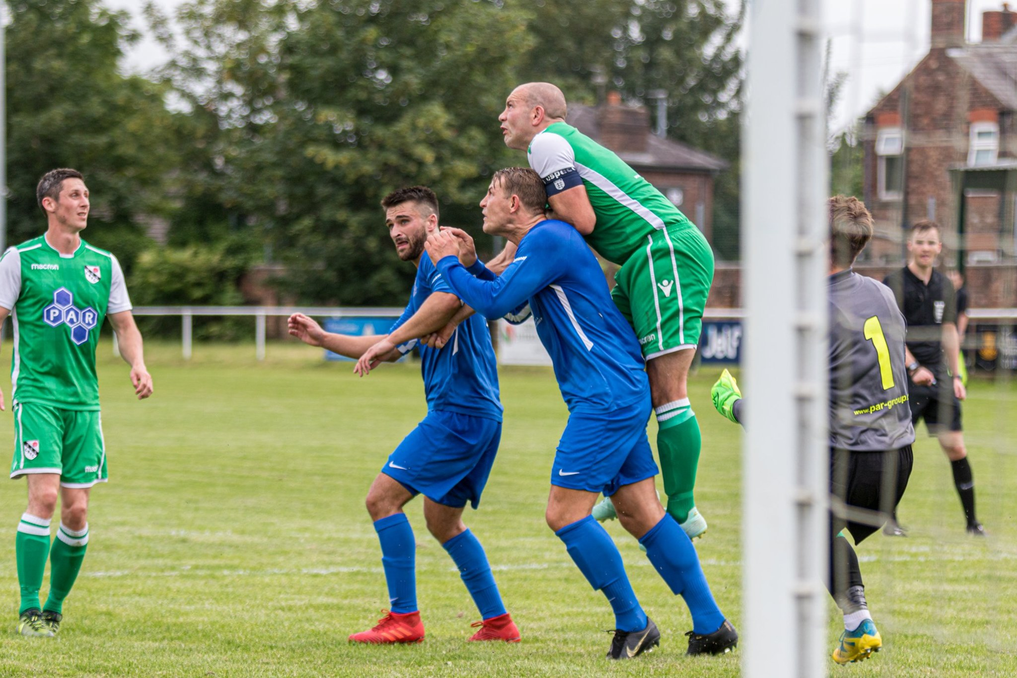 Barnton Wanderers and Middlewich Town reserves progress in Mid-Cheshire  District FA Challenge Cup | Northwich Guardian