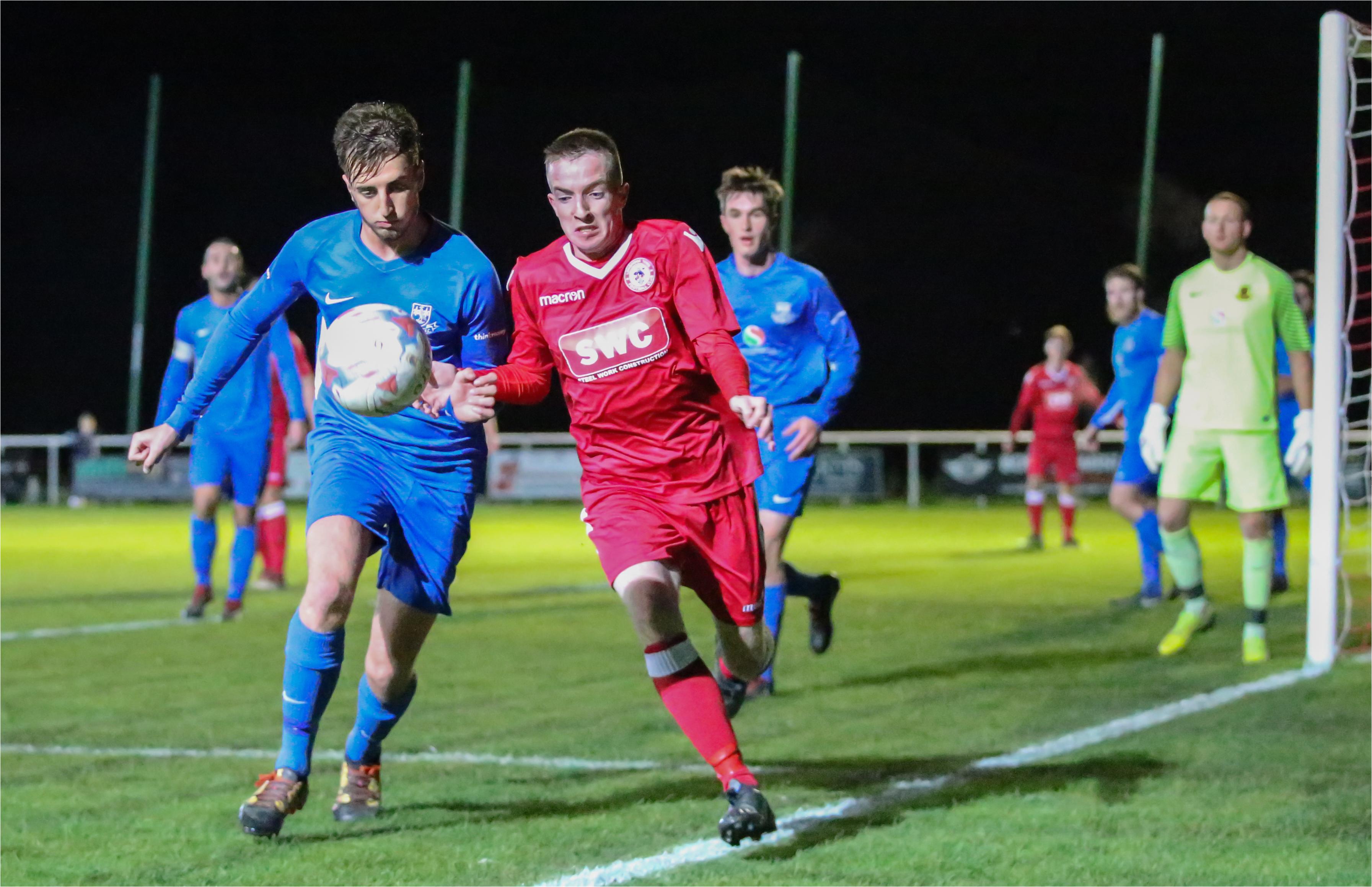 League Photos - The Hallmark Security Cheshire Football League