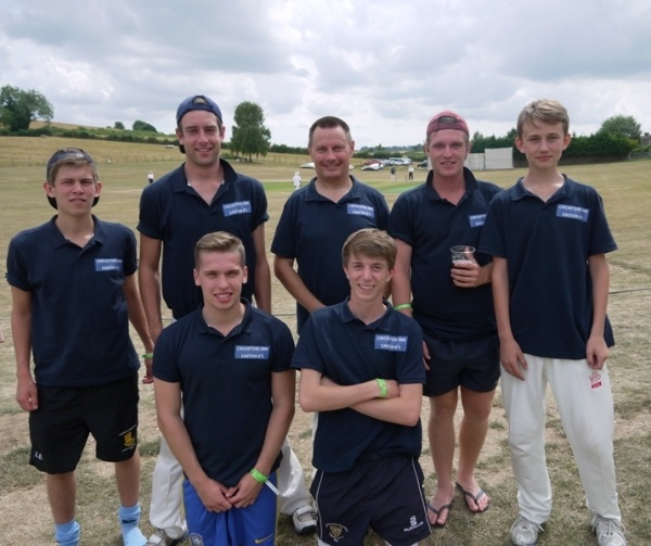 The Cricketers Team