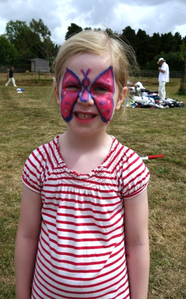 Face Painting @ Easton Sixes