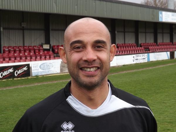 Jamie Barnwell-Edinboro - Brigg Town CIC First Team