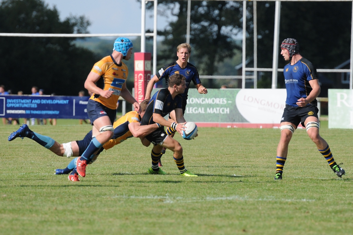 Match Overview: Hertford 47 - 20 Guildford : 1st XV
